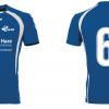 De Haze Consultancy nieuwe shirtsponsor Blauw-Wit 1!
