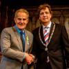 Niek Flipse benoemd tot Ridder In De Orde van Oranje-Nassau